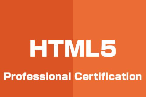 html5プロフェッショナル試験 出題傾向について